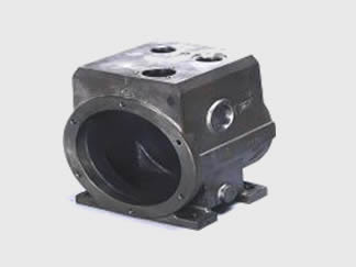 VACUUM PUMP BODY